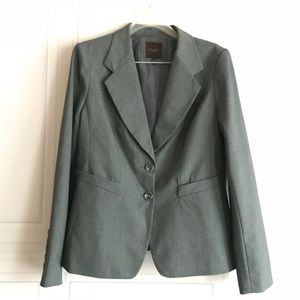 Women's The Limited Gray Blazer Size 12